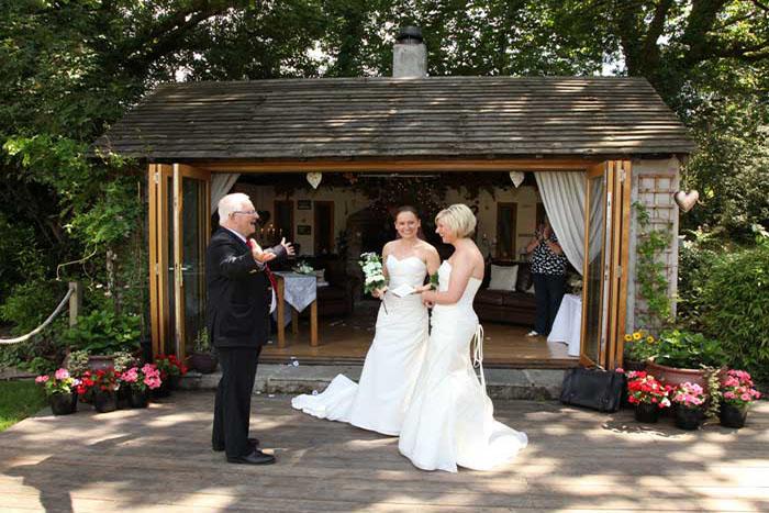 Intimate Gay Friendly Weddings